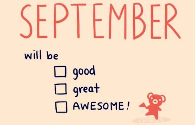 Setembro!